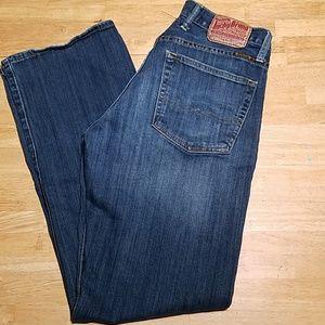Lucky Brand Long Inseam Jean's 30x31
